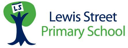 Lewis Street Primary School Logo